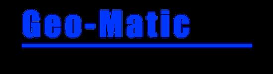 Geo-Matic - Ingenieursvermessungen